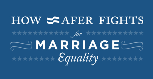 video of How AFER Fights for Marriage Equality