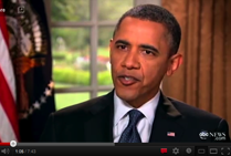 video of Reactions: AFER's Leaders in the Media about Obama Marriage Equality Support
