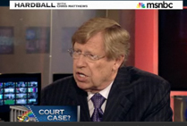 video of Ted Olson Talks About President Obama's Support of Marriage Equality on MSNBC