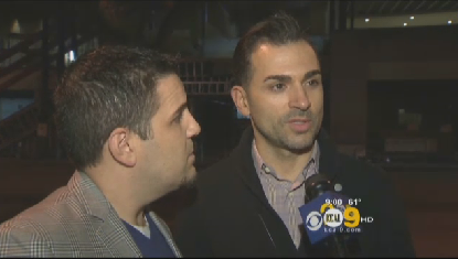 video of CBS2/KCAL9 Talk with AFER Plaintiffs and Executive Director