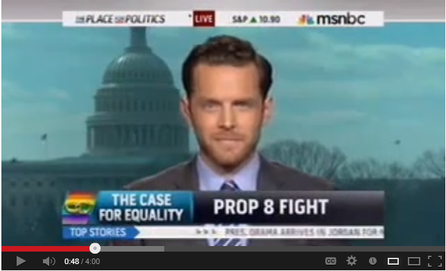 video of AFER Executive Director Adam Umhoefer on MSNBC