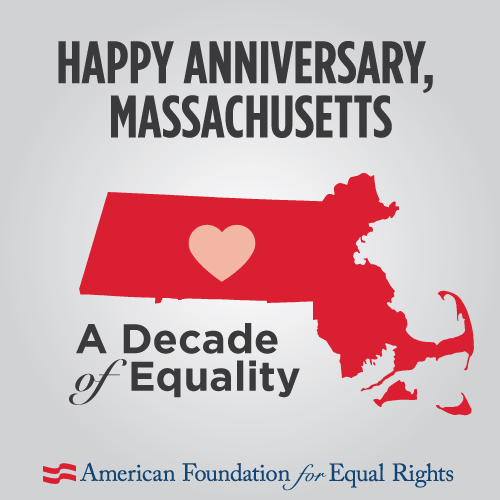 Massachusetts gay marriage laws